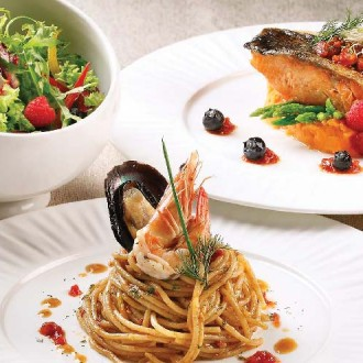 International Deluxe Mini Buffet<br />