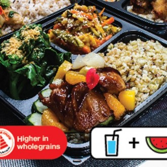 HPB Healthy Makan Box<br />